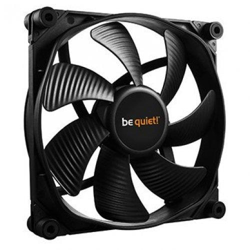 Въздушно охлаждане на процесор Be Quiet! SilentWings 3 BL067, 140mm PWM Fan (снимка 1)