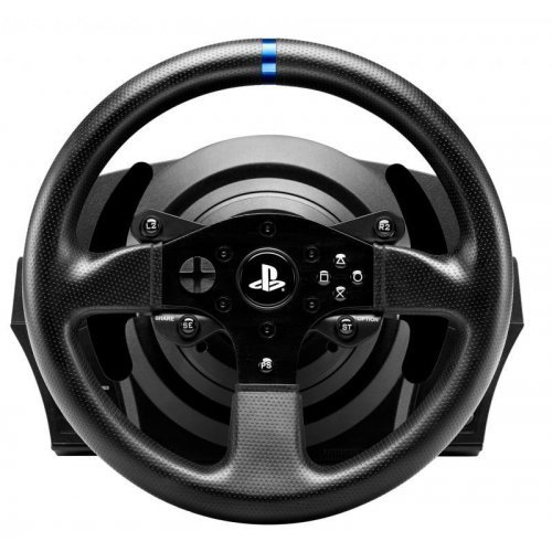 """Steering Wheel Thrustmaster T300RS, Force Feedback, diameter 28 cm (11""""), adjustable angle of rotation from 270° to 1080°, USB, supports PC / PS3 / PS4 (снимка 1)"""
