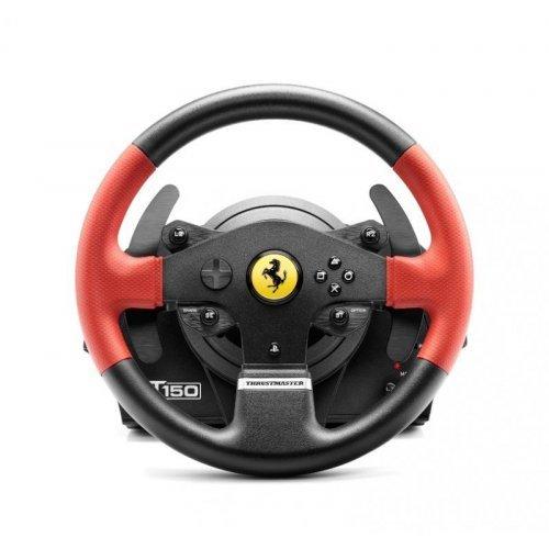 Steering Wheel Thrustmaster T150 Ferrari Wheel Force Feedback, USB, compatible PC / PS3 / PS4 (снимка 1)