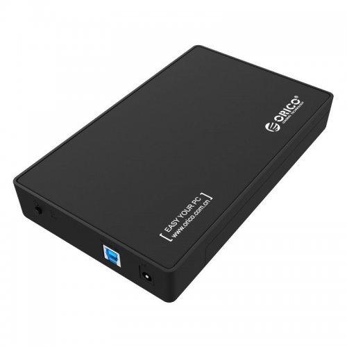 """Кутия за диск Orico 3588US3, 3.5"""" SATA to USB3.0 (снимка 1)"""