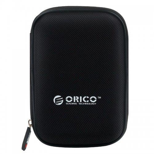 """Външен твърд диск Orico PHD-25, 2.5"""" Protector, Калъф за диск, Black (снимка 1)"""