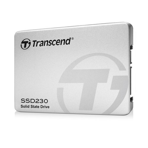 """SSD Transcend 256GB, SSD230S TS256GSSD230S, SATA3, 2.5"""" 7mm (снимка 1)"""