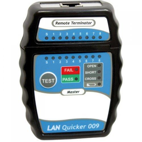 Мрежови инструмент Roline 13.99.3001, Quicker Value Tester, UTP/STP (снимка 1)