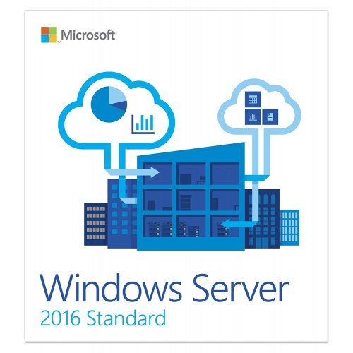 Операционна система Microsoft Windows Server Standard 2016 x64 Eng 1pk DSP 16 Core, P73-07113 (снимка 1)