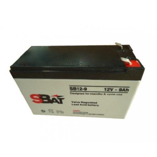 Батерия за UPS SBat12-9, 12V, 9Ah (снимка 1)