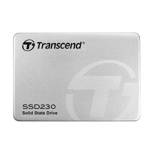 """SSD Transcend 128GB, SSD230S TS128GSSD230S, SATA3, 2.5"""" 7mm (снимка 1)"""
