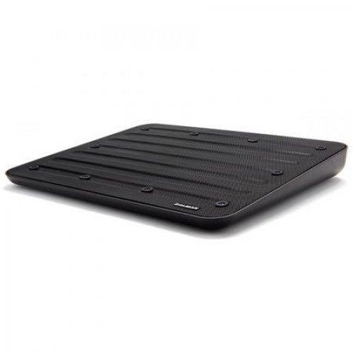Стенд за лаптоп Notebook Cooling Stand Zalman ZM-NC3, Sleeve Bearing 200mm fan, 550±15% RPM, Dimensions: 380 x 308 x 42 mm (снимка 1)