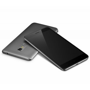 Смартфон TP-Link Neffos X1 32GB, Dual SIM, Cloudy Grey (снимка 1)