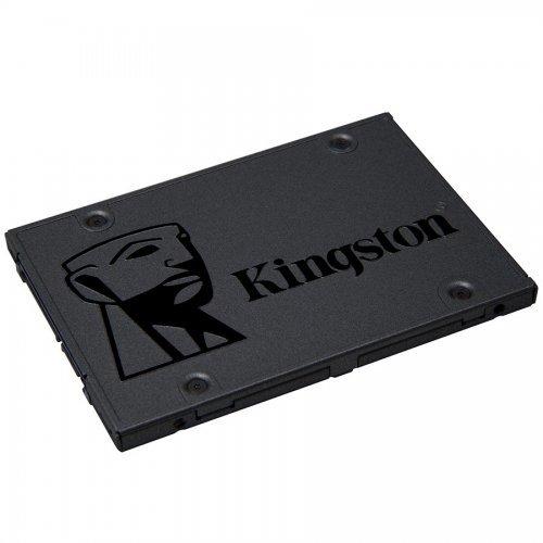 """SSD Kingston 120GB A400, SATA3, 2.5"""" 7mm, SA400S37/120G (снимка 1)"""