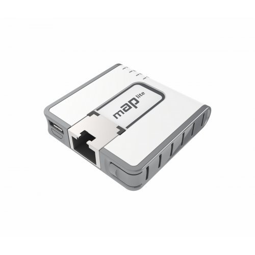 Безжичен рутер MikroTik mAP lite, RBmAPL-2nD  (снимка 1)