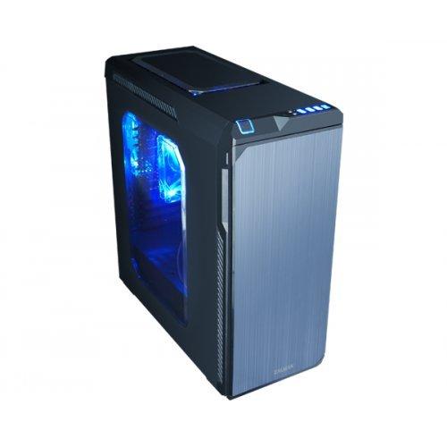 Компютърна кутия Zalman Z9 Nео, Black (снимка 1)
