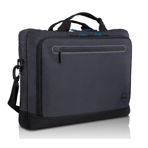 "Чанта за лаптоп Dell 460-BCBD, Urban Briefcase for up to 15.6"" Laptops (снимка 1)"