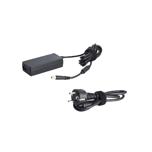 Захранващ адаптер за лаптоп Dell 450-AECL, 65W Power Adapter Kit for Dell Laptops (снимка 1)