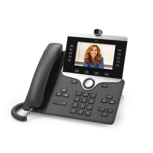 Cisco CP-8845-K9+, IP Phone 8845 (снимка 1)