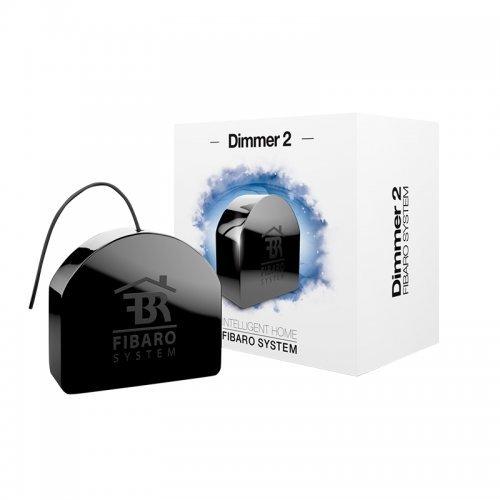 FIBARO Dimmer 2 FGD-212 Универсален димер за осветление (снимка 1)