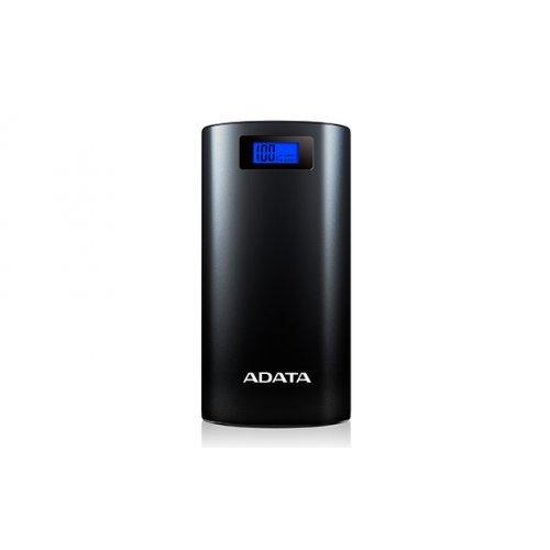 Мобилна батерия Adata P20000D, 20 000mAh, Black (снимка 1)