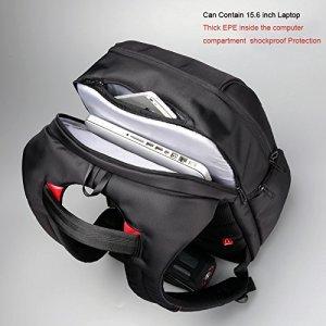 """Чанта за лаптоп Kingsons KS3140W, 15.6"""" Backpack  (снимка 5)"""