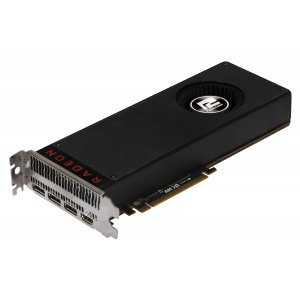 Видео карта Ati PowerColor Vega 64 8GB HBM2, 2048 bit, PCI-E 3.0, HDMI, 3x DisplayPort, VEGA 64 8GBHBM2-3DH (снимка 4)