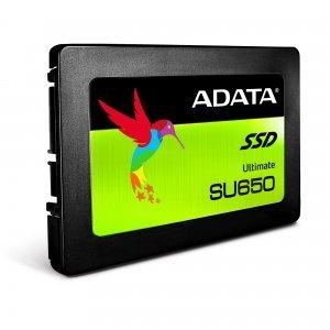 """SSD Adata 240GB, Ultimate SU650, SATA3, 2.5"""" 7mm (снимка 2)"""