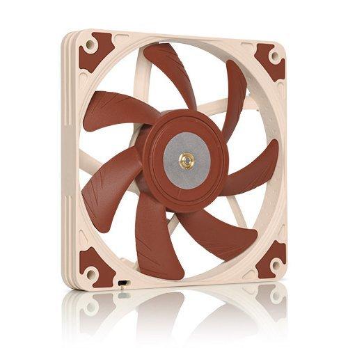 Въздушно охлаждане на процесор Noctua NF-A12x15-PWM, 450-1850rpm, Fan 120x120x15mm (снимка 1)