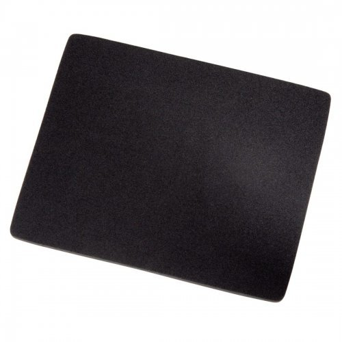 Подложка за мишка HAMA Semana Mouse pad, 54766, Textile, 22.3 x 18.3 x 0.6 cm, Black (снимка 1)