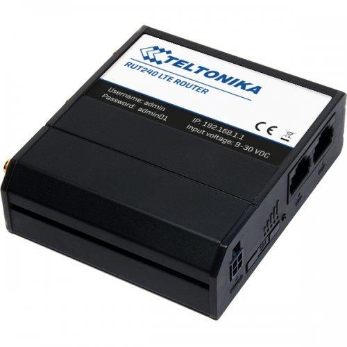 Безжичен рутер Teltonika RUT240, HSPA+ 4G LTE (снимка 1)