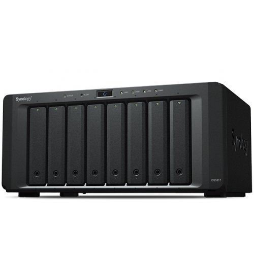 NAS устройство Synology DiskStation DS1817 (снимка 1)