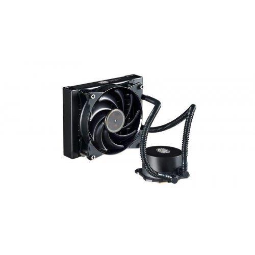 Въздушно охлаждане на процесор Cooler Master MasterLiquid Lite 120, AM4 (снимка 1)