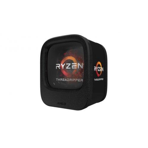 Процесор AMD Ryzen Threadripper 1900X 8 cores/16 threads, s.TR4, 3.8GHz (4.0 GHz with Turbo), 4MB L2 Cache, 16MB L3 Cache, 14nm, 180W, Box (No Fan) (снимка 1)