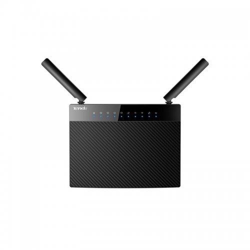 Безжичен рутер Tenda AC9, AC1200 Smart Dual-Band Gigabit WiFi Router (снимка 1)