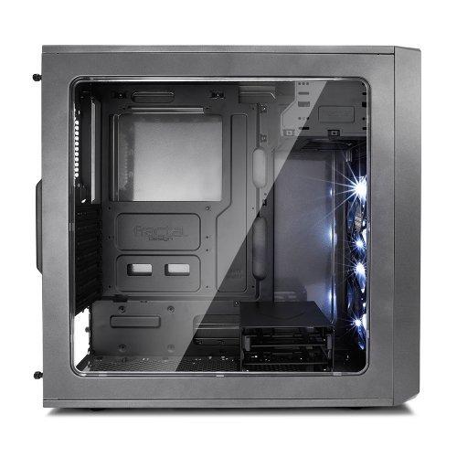 Компютърна кутия Fractal Design Focus G, Window, Gunmetal Gray (снимка 1)