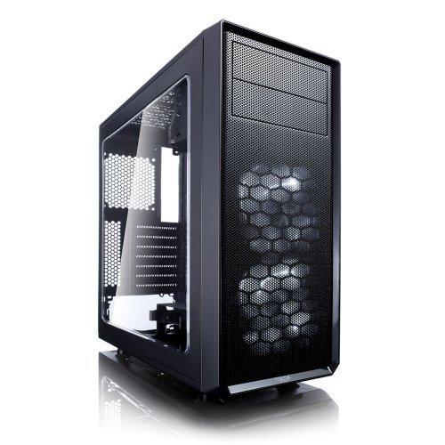 Компютърна кутия Fractal Design Focus G, Window, Black (снимка 1)