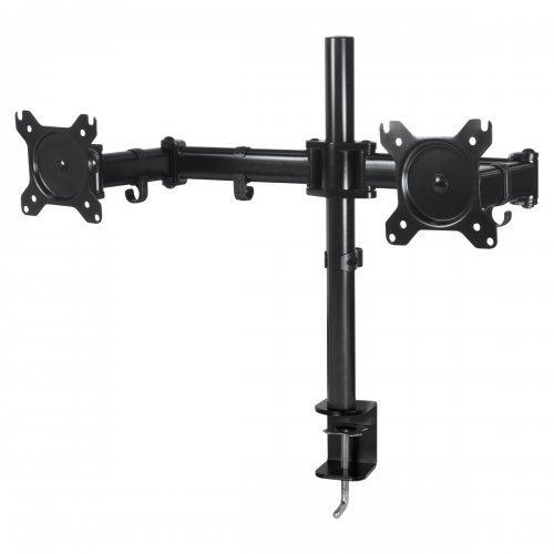 Стойка за монитор/телевизор, Arctic Z2 Basic, Desk Mount Monitor for 2 displays, Black, AEMNT00040A (снимка 1)