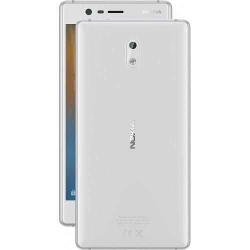 Смартфон Nokia 3, White (снимка 1)