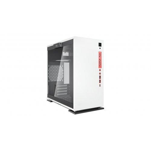 Компютърна кутия In Win 301C, Mini Tower, White (снимка 1)