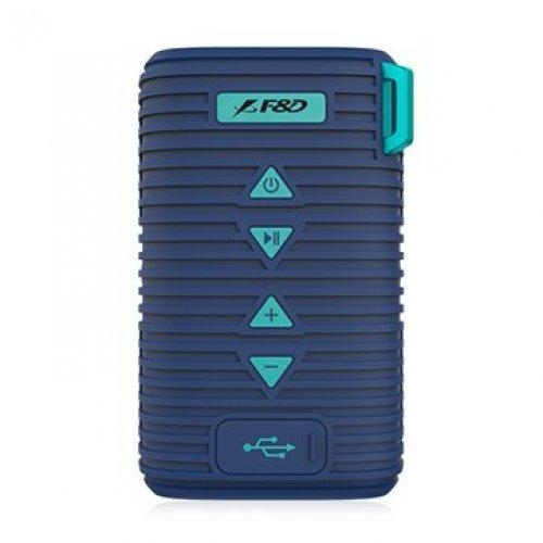 Тонколони за компютър Fenda F&D W6T, Blue (снимка 1)