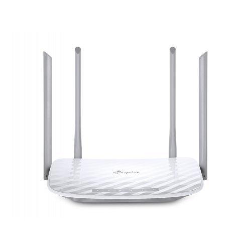Безжичен рутер TP-Link Archer C50 AC1200 Wireless Dual Band Router (снимка 1)