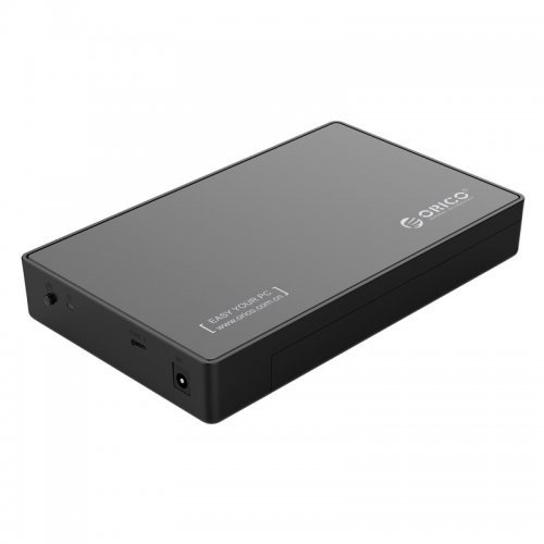 "Кутия за диск Orico 3588C3, 2.5""/3.5"" SATA2.0 to USB3.0 Type-C (снимка 1)"
