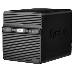 Synology DiskStation DS418J (NAS устройства)