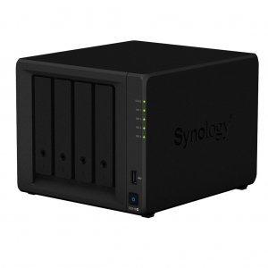 Synology DiskStation DS918+ (NAS устройства)