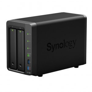 Synology DiskStation DS718+ (NAS устройства)
