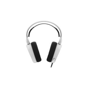 Слушалки SteelSeries Arctis 3 White 7.1, Gaming Headset, 20-20000 Hz, 98 dB, 32 Ohm, 40mm drivers, 3m. cable with 3.5mm jack (снимка 2)