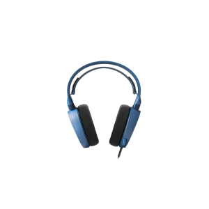 Слушалки SteelSeries Arctis 3 Blue, 7.1 Gaming Headset, 20-20000 Hz, 98 dB, 32 Ohm, 40mm drivers, 3m. cable with 3.5mm jack (снимка 2)