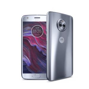 Смартфон Moto X4 Dual SIM, Sterling Blue (снимка 1)