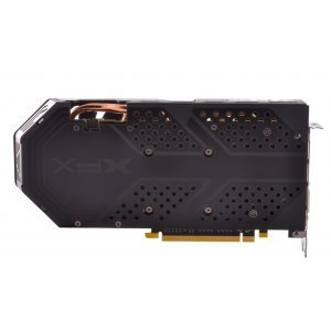 Видео карта Ati XFX RX 580 GTS Black Edition OC, 8GB GDDR5, 256 bit, PCI-E 3.0,  GPU Clock: 1405 Mhz, Memory Clock: 8.0GHz, DVI-D, HDMI, 3x DisplayPort, RX-580P8DBD6 (снимка 7)