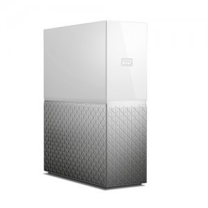 NAS устройство Western Digital My Cloud Home 4TB, WDBVXC0040HWT (снимка 1)