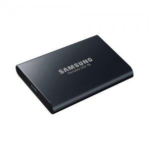 Външен твърд диск Samsung T5 Portable SSD 1TB, USB3.1 Type-C, MU-PA1T0B/EU (снимка 3)