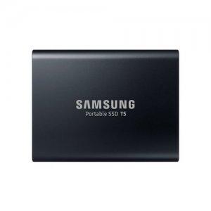 Външен твърд диск Samsung T5 Portable SSD 1TB, USB3.1 Type-C, MU-PA1T0B/EU (снимка 1)