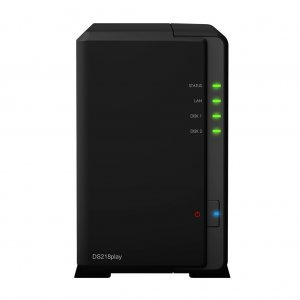 NAS устройство Synology DiskStation DS218play (снимка 2)