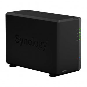 NAS устройство Synology DiskStation DS218play (снимка 4)